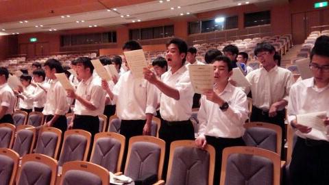 合唱講習会